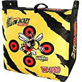 Morrell Yellow Jacket YJ-350 Field Point Bag Archery Target - for Crossbows and Compound Bows (Pack of 2)