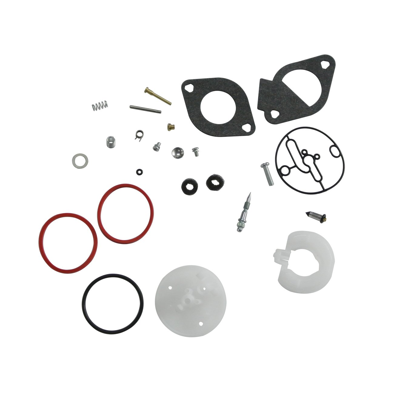 JRL Carburettor Rebuild Kit For Briggs & Stratton Master Overhaul Nikki 796184