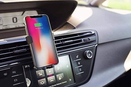 PURO Support Voiture Universel pour Smartphones jusqu'à
