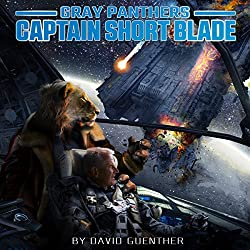 Gray Panthers: Captain Short Blade