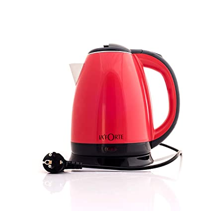 La Forte EKLF001R 1.8 L Tea Kettle (Red)