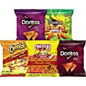40 Count Frito-Lay Fiery Mix Variety Pack