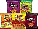 retail Frito-Lay Fiery Mix Variety Pack, 40 Count