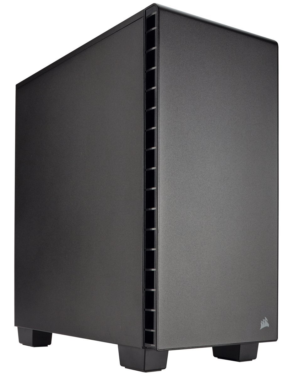 Corsair Carbide Quiet 400Q Compact Mid-Tower Case - CC-901108-WW