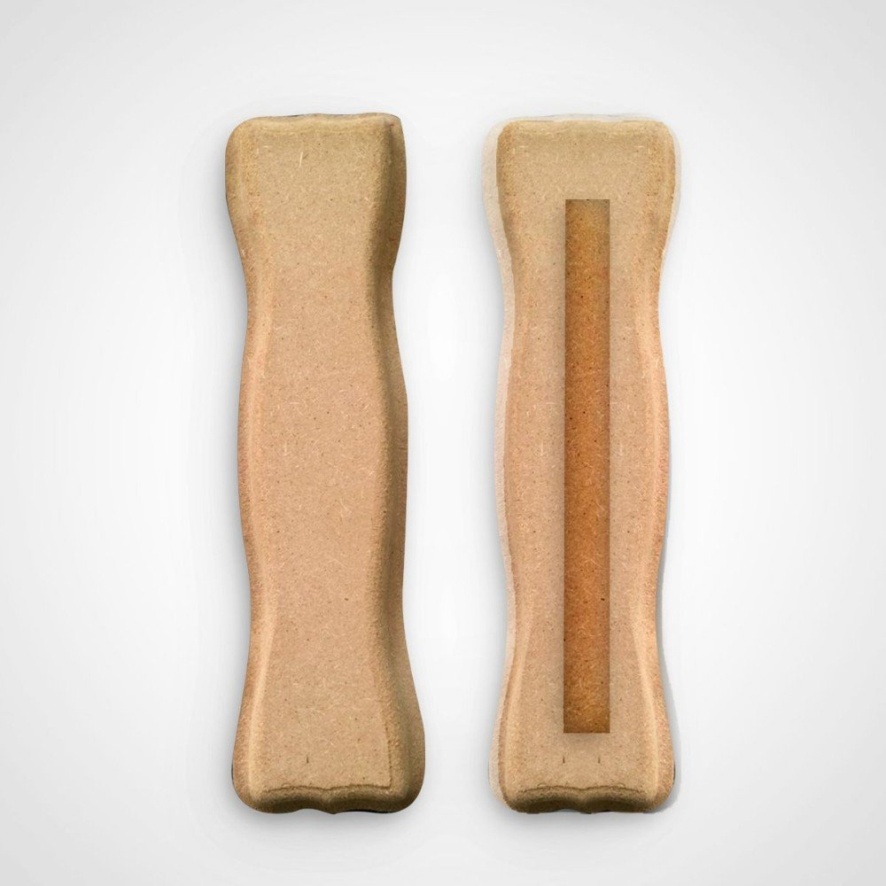 Mezuzah Case Wooden Blocks Set - Decorate Your Own Scroll Holder - Craft for Kids & Adults - Colorful Decorations for Home & Office (10) by JewishInnovations.com (Image #1)