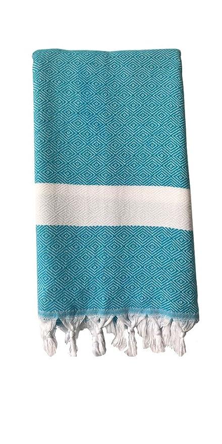 Amazon Com Versiontex Turkish Towel Peshtemal Fouta Bath Beach