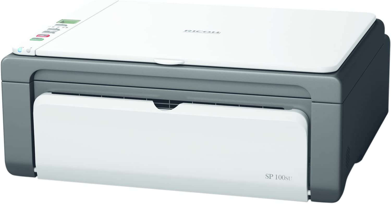 Amazon.com: Ricoh Aficio 100SU e BW Impresora láser con ...