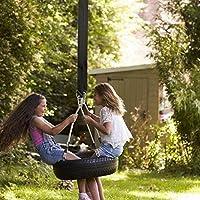 2 Heavy Duty 6 feet Straps Commercial Grade Tree Huggear Tree Swing Hanging Kit