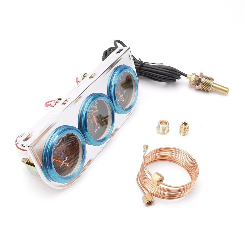 3.75 Contagiri 0-8000RMP Gamma 7-Color Indicatore digitale regolabile LED Display Ruota misuratore di velocit/à adatto per 4//6//8 Cilindro Benzina Ricambi auto Modifica Puntatore digitale per auto Auto universale 95mm