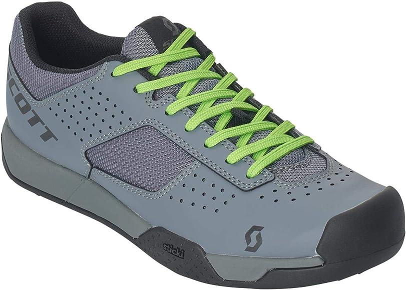SCOTT SCO MTB Ar, Zapatillas de Atletismo para Hombre, Negro/Gris ...