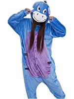 Amour - Sleepsuit Pajamas Costume Cosplay Homewear Lounge Wear (M, HM027)