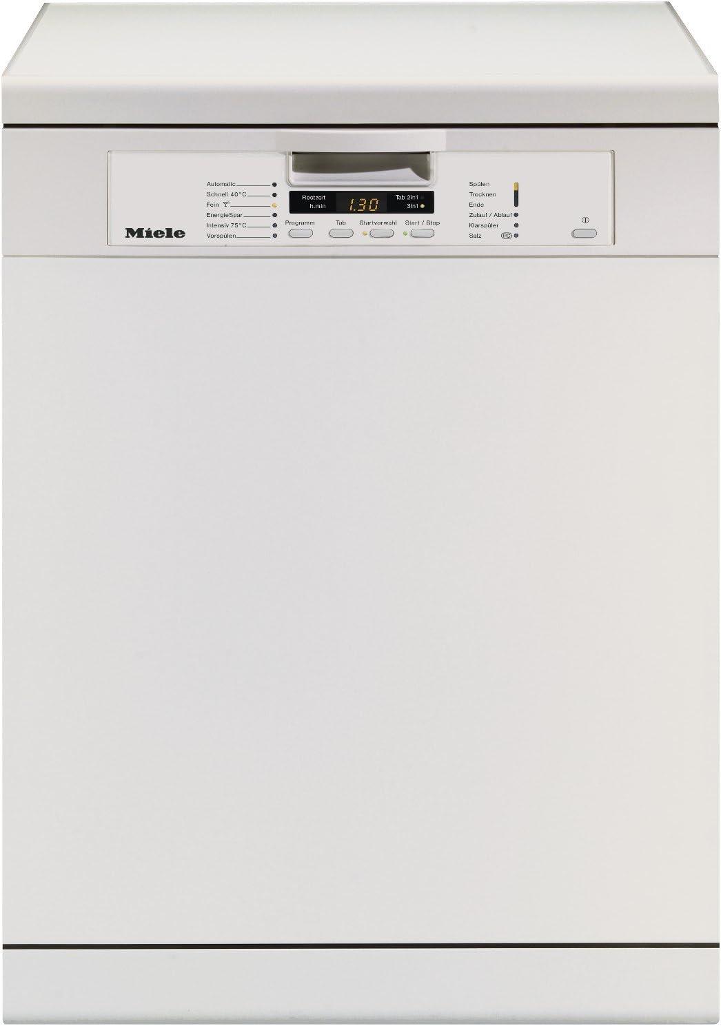 Miele Dishwasher G1220SC lavavajilla Independiente 12 cubiertos A ...