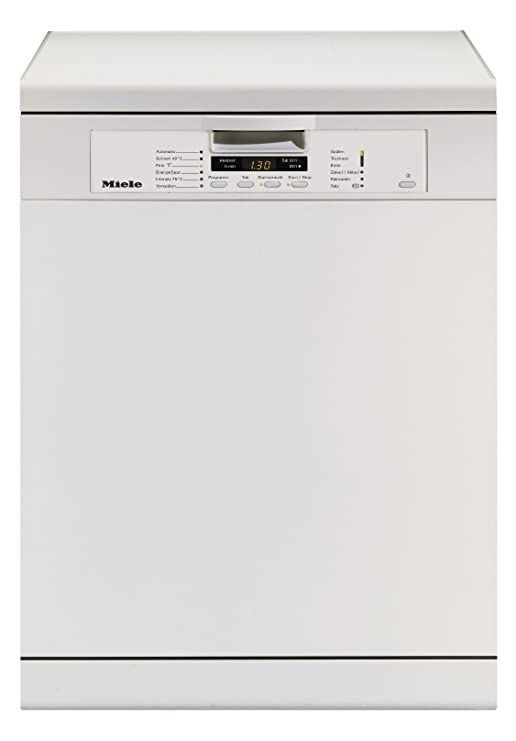 Miele Dishwasher G1220SC lavavajilla Independiente 12 ...
