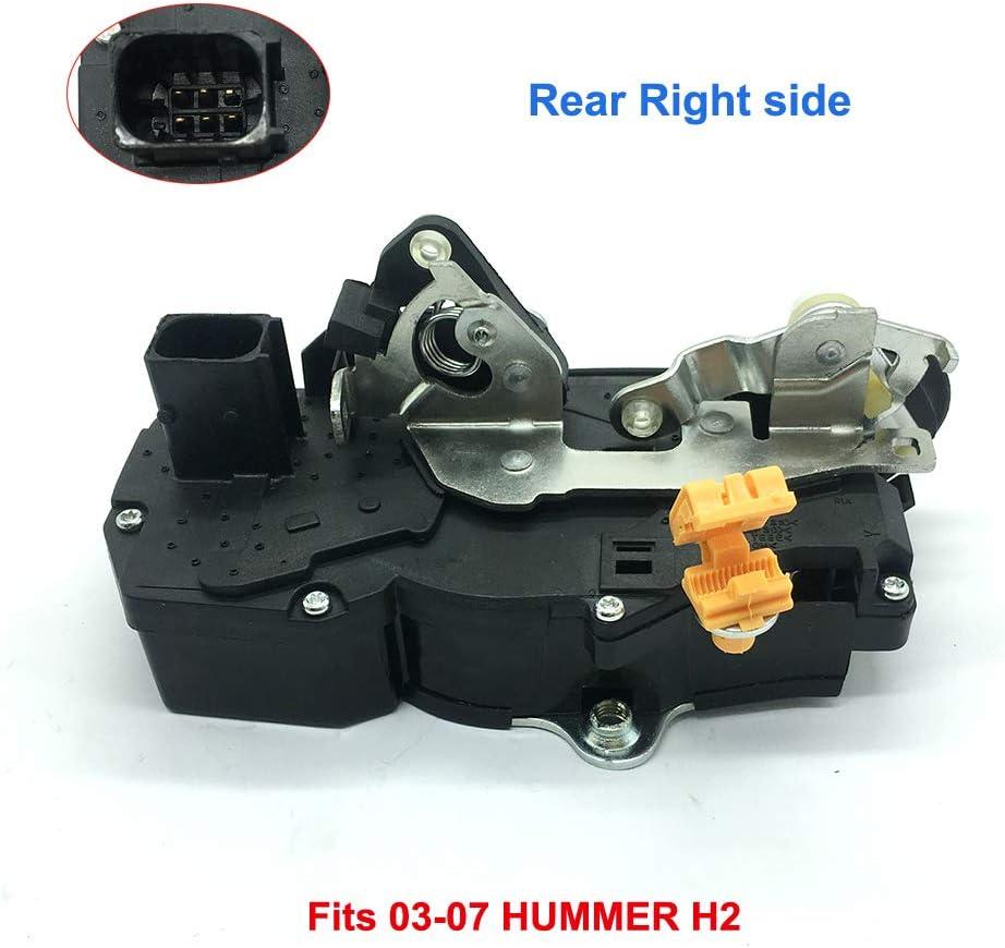 15816392 Door Latch Assembly Fl Door Lock Actuator Front Left Driver Side For Hummer H2 2003