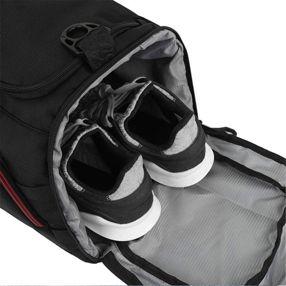 Gym Bag Sports Bag Fitness Training Bag Men and Women Shoes Short-Distance Basketball Bag Shoulder Bag Travel Duffel Bag