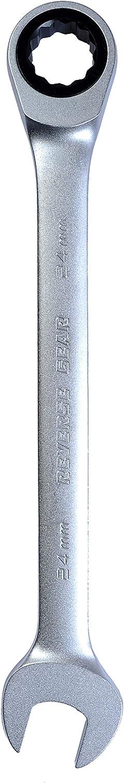 mit Ratsche, 10 mm Gr/ö/ße, 5/° Kopf, 72 Z/ähne, MaxiDrive Plus, Korrosions gesch/ützt 1-13-303 Stanley Ring-Maulschl/üssel