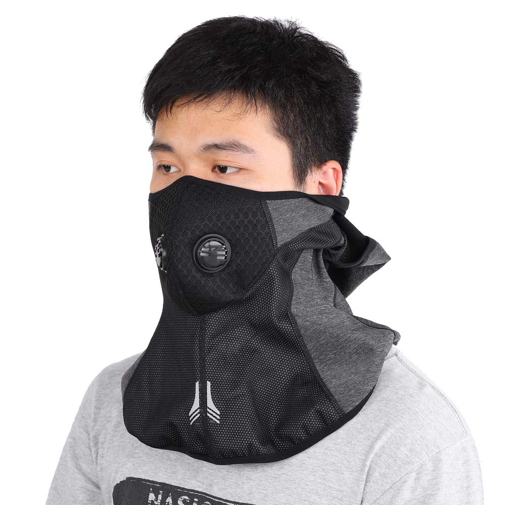 Tactical Full Face Ski Motorcycle Neck Warmer Protection Masks for Women Men Balaclava Masks