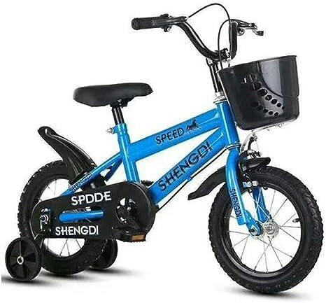 TD Bicicleta para Niños Bicicleta Niño 12/14/16 Pulgada 2-9 Años ...
