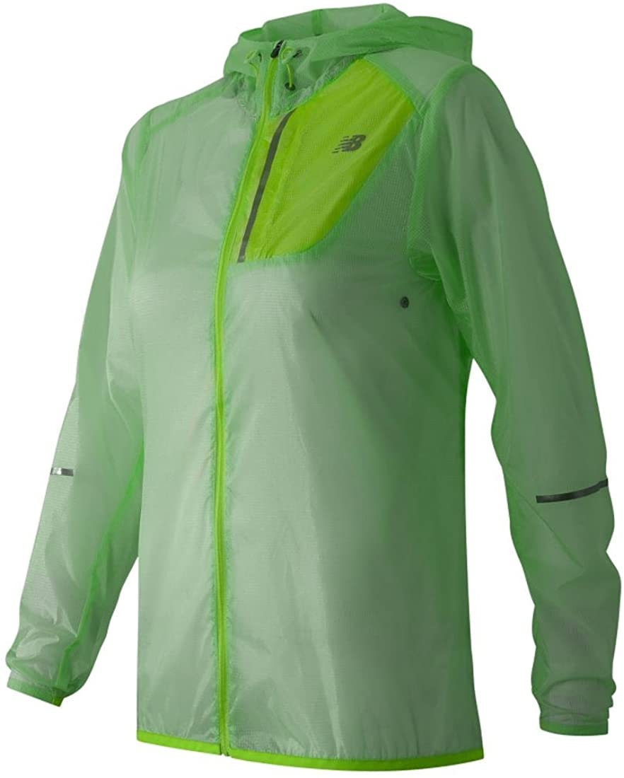 New Balance Women's Lite Packable Jacket