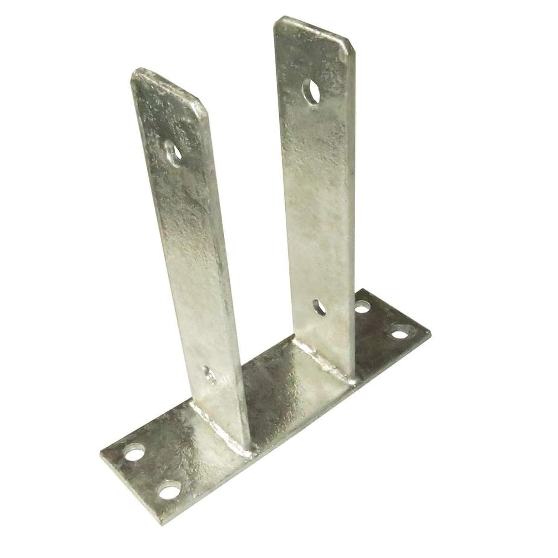 Cool U-Pfostenträger 101 zum Aufdübeln für Pfosten 10x10 cm von  EN21