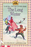 Front cover for the book The Long Winter by Laura Ingalls Wilder
