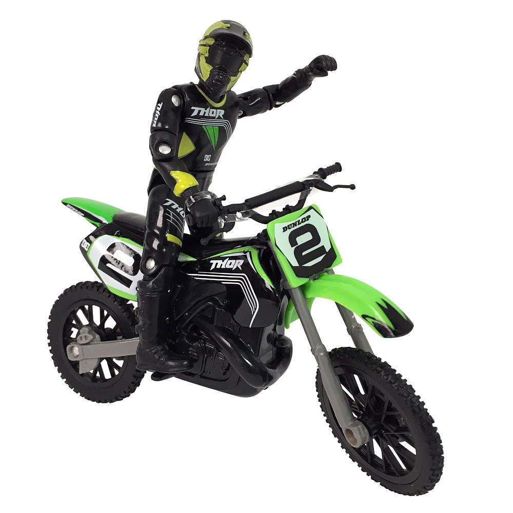 MXS Boys Ryan Villopoto SFX Bike & Rider Set