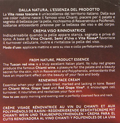 Nature's Beauty Nectar Renewal Face Cream, 1.7 Ounce