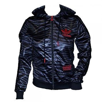 15dac2178894 adidas Damen Chile 62 Damenjacke O55572, Farbe Schwarz Bitte Größe wählen 40