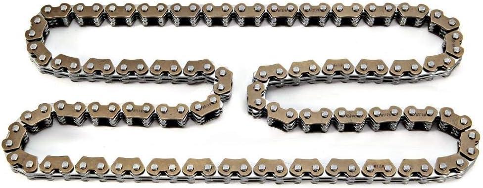 34 112 eslabones cadena de distribución para Honda XR400R 1996-2004/TRX400EX Sportrax 1999-2008 / TRX400X 2009 2012-2014