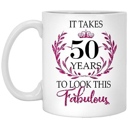 50th Birthday Gift For Women