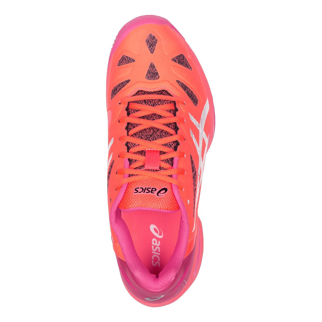 ASICS Gel Lima Padel Woman 2017 Coral E759Y 0693: Amazon.es ...