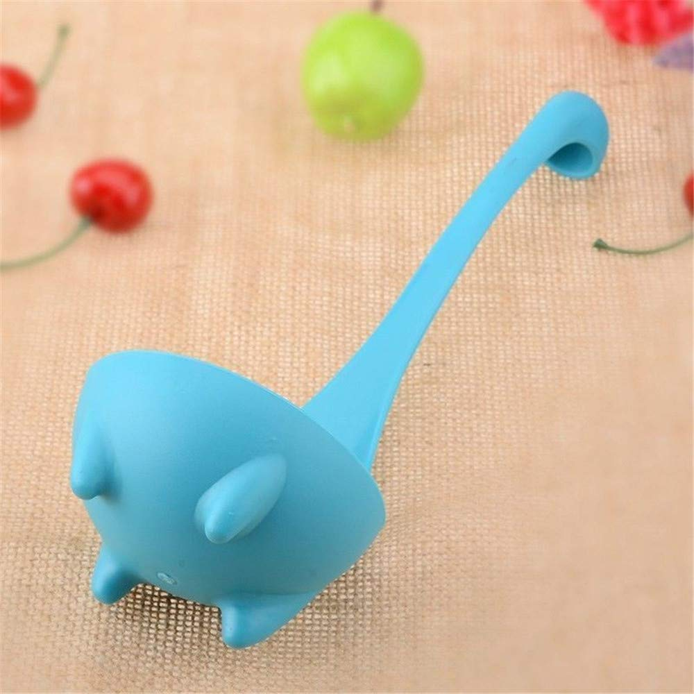 3 PCS Kitchen Supplies Dinosaur Spoons Soup Loch Ness Ladle Long Handle Spoon