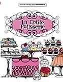 Livre de coloriage super CHOUETTE 3: La Petite Pâtisserie