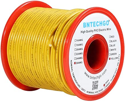 Electric cable with PVC Sheath 10 MMQ Red