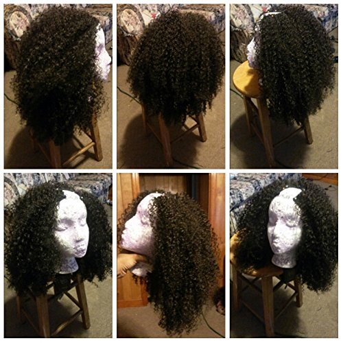 U-Part Wig by A Nu Braid