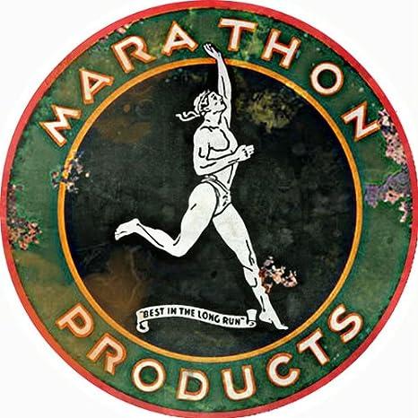 Amazon.com: Vintage buscando productos Marathon anuncios ...