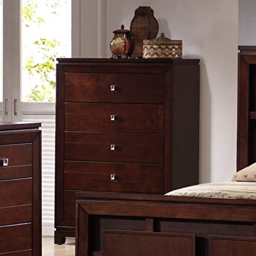 Greystone Lona 5 Drawer Standard Chest