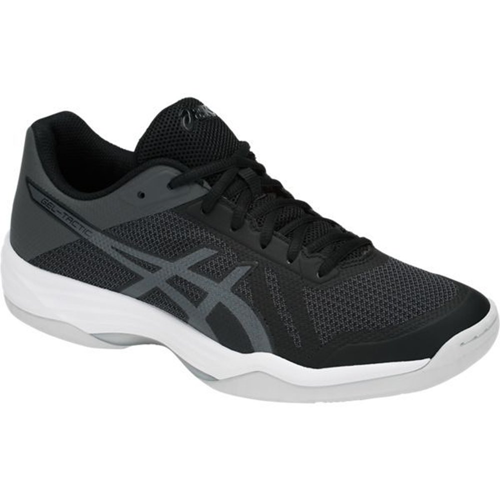 ASICS Men's Gel-Tactic 2 Performance Black/Dark Grey 10 D US by ASICS