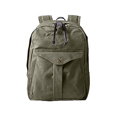 21d8e3c7e1 Filson Unisex Journeyman Backpack Otter Green 1 One Size