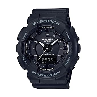 19baa3f2b77d Buy Casio G-Shock S-Series Analog-Digital Black Dial Women s Watch - GMA-S130-1ADR  (G802) Online at Low Prices in India - Amazon.in
