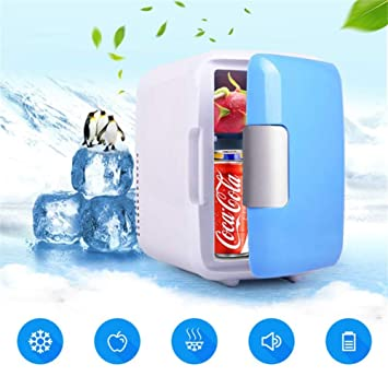 CRZJ Refrigerador del Coche, Refrigerador y congelador de bajo ...