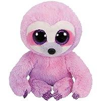 Ty Inc 36287 TY Beanie Boos 6in Reg - DREAMY - Sloth reg, Purple