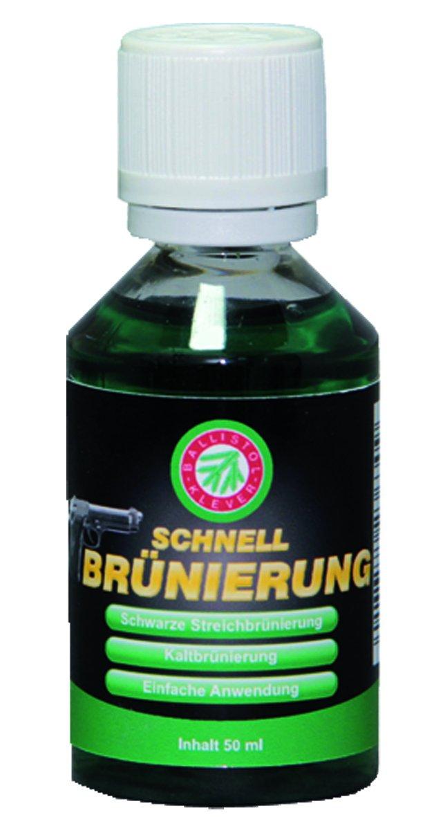 Ballistol Kunststoffflasche Klever Schnellbrünierung, 1 Liter, 23640