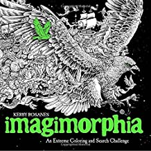 Imagimorphia An Extreme Coloring And Search Challenge