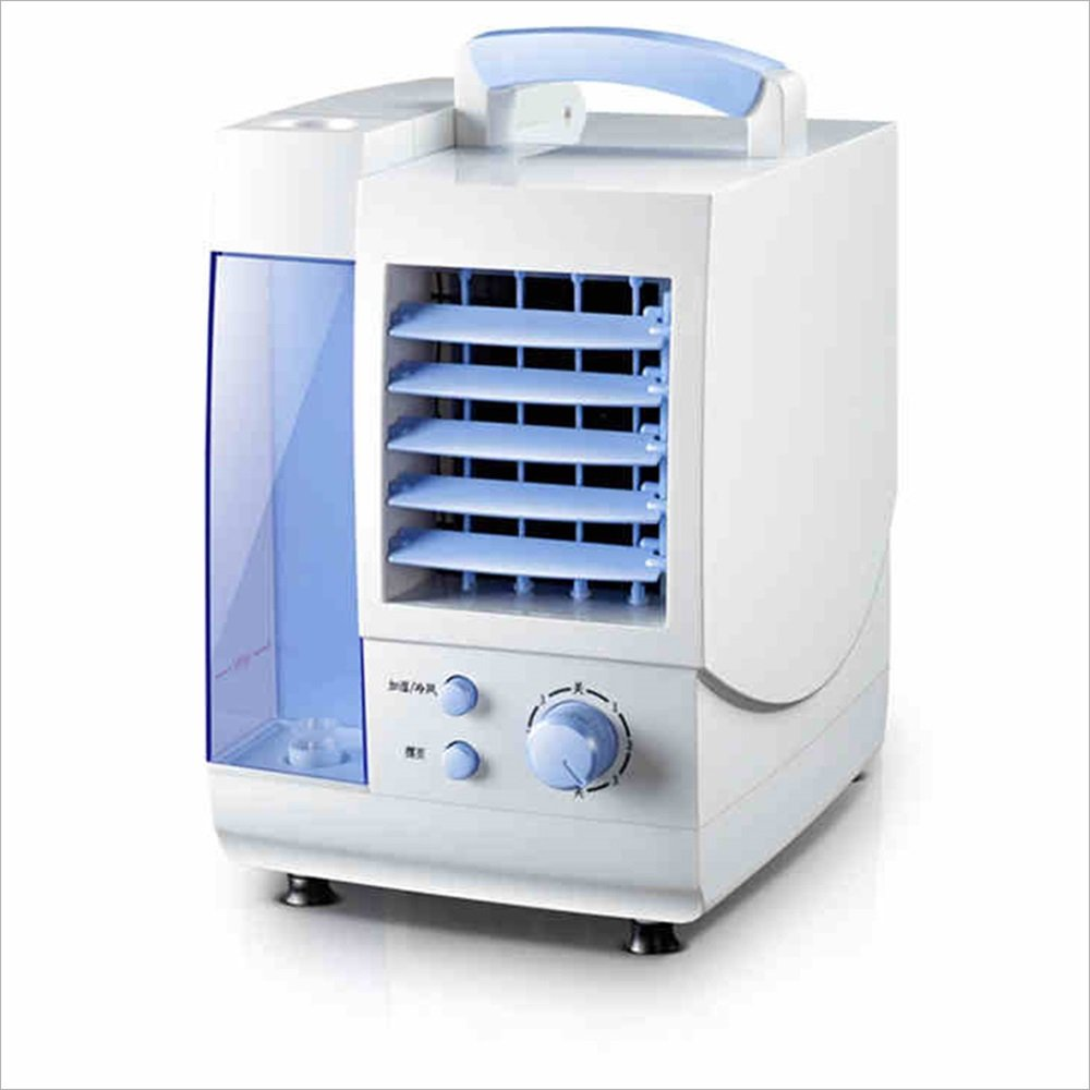 XIAOYAN 冷却ファンエアコン一寒冷小型空調冷蔵加湿空気浄化65W   B07FF6S59F