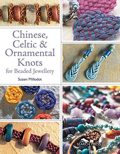 Chinese, Celtic and Ornamental Knots - Resin Book