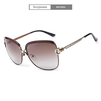DYEWD Gafas de sol Gafas de sol de mujer, Gafas de sol nuevas, Gafas