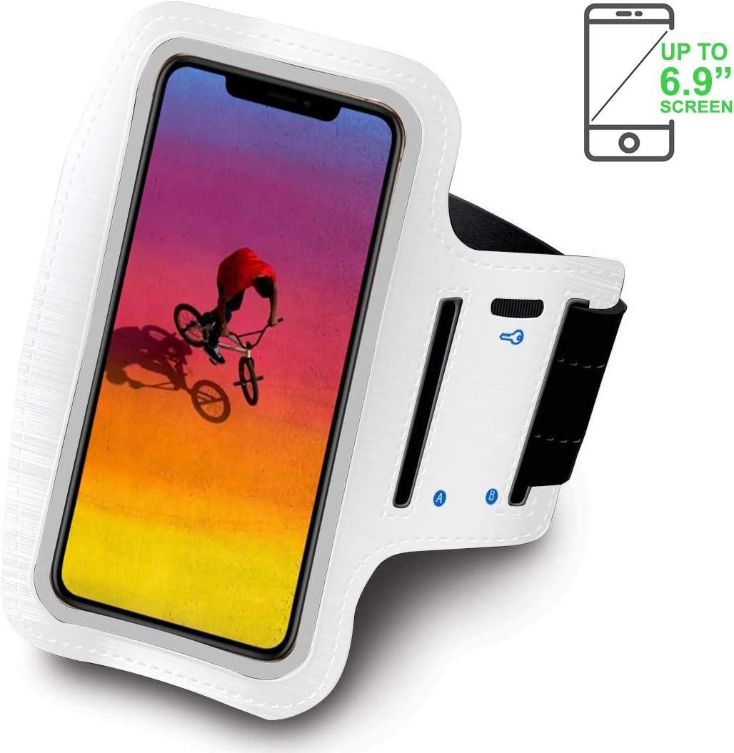 Brazalete Deportivo Compatible con Xiaomi Mi MAX 3 Running ...