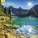 Bible Verses Wall Calendar (2019)