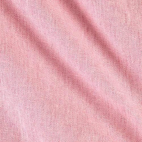 Ben Textiles Rayon Linen Blend Pink, Pink